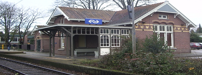 NS Station Soestdijk